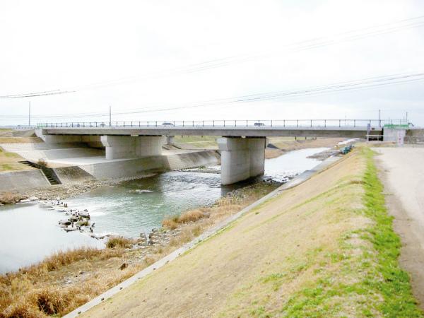 国道325号沿道環境改善(台橋上部工)工事