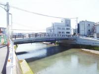 浄南小松原線道路改良(昭和橋上部工)工事