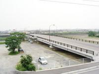八代鏡宇土線緊急地方道路整備(浜牟田橋上部工)工事