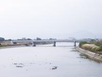 田迎木原線緊急地方道路整備(加勢川橋上部工)工事