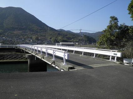 松尾小浦線(小浦橋)橋梁改修工事