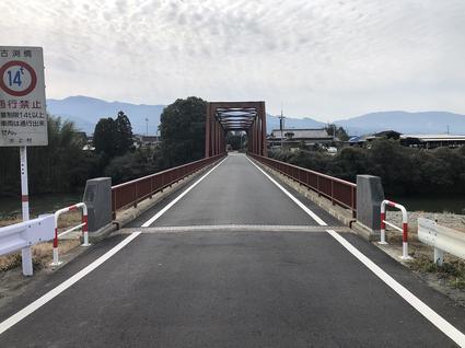 古渕橋補修工事