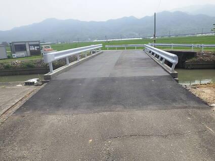 催合長1号橋補修工事
